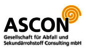 Abb. Logo Ascon | Pharmacycle