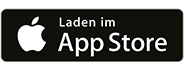 Button - Download der callmyApo-App in apple App-store